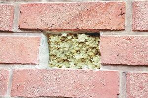 rockwool muro recortado